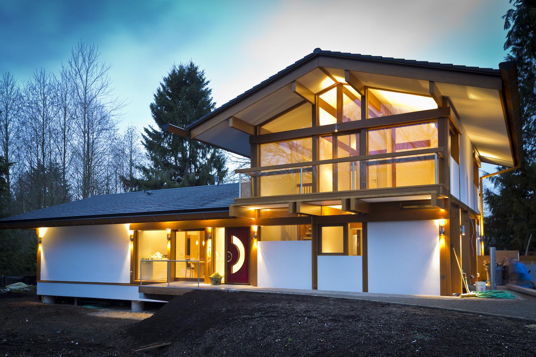 Luxury german prefab s a g e designs nw - German prefab homes grand designs ...
